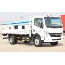 4x2 volante a la derecha camioneta Dongfeng / camión de carga ligera / camioneta ligera / camión de caja ligera de carga / camioneta furgón