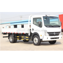 4X2 right hand drive Dongfeng light truck / light cargo truck / light van truck / light cargo box truck / van box truck
