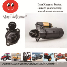 Foton Truck Spare Parts and Motor Starter Parts Manufacture