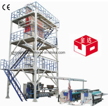 HDPE ABA 3 Layer Co-Extrusion Blown Film Machine