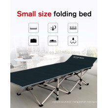 Lightweight Double Folding Bed Hospital Hotel Extra Bed Folding Bed