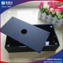 Best Seller New Style Low Price Square Acrylic Paper Holder