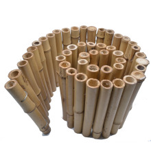 Bamboo Plant Fence Vietnam Decorating Artificial Small Plant Nature Pressure Treated Wood Type Natural Color Not Coated WPC T/T