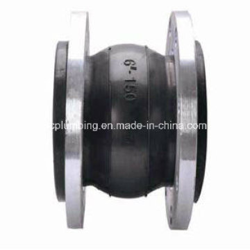 Single Spherical Rubber Expansion Joint