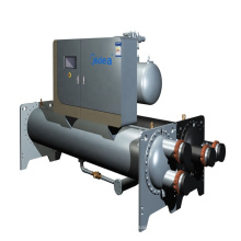 Midea Industrial Water Cooled Screw Water Chillers Central Air Conditioning For HVAC System