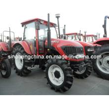 2WD 4WD landwirtschaftlicher Traktor 80HP / 85HP (DQ800B DQ804B DQ850B)