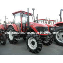 2WD 4WD Tractor agrícola agrícola 80HP / 85HP (DQ800B DQ804B DQ850B)