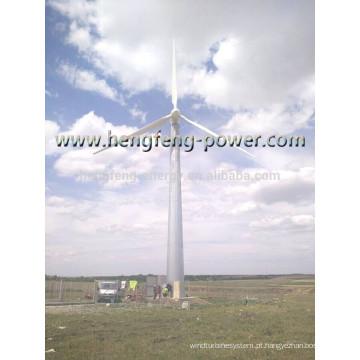 sistema de turbina de vento em rede de alta eficiência de 200KW para uso doméstico