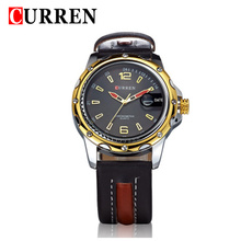 Best Watch CURREN Men Designer Quartz Watch