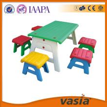 유치원 책상 및의 자 유치원 플라스틱 테이블