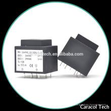 Transformador ei-41 encapsulado de baixa frequência 50 / 60Hz
