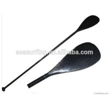 OEM type painted color balde carbonfiber paddle with ABS blade protection/CarbonFiber paddle