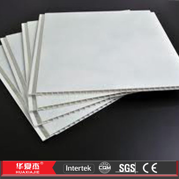 200mm X 8mm Hot Stamping Groove UPVC Vinyl Panels