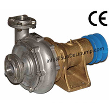 (TYPE-1) Stainless Steel/Brass Marine Raw Sea Water Pumps