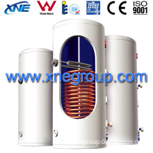 Watermark Porcelain Enamel Hot Water Storage Tank 80L-500L for Solar and Heat Pump