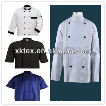 short sleeve chef jacket