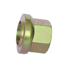 Cheap Hot Sale Top Quality Q300 Automobile Wheel Nut With Flat Connecting Nut