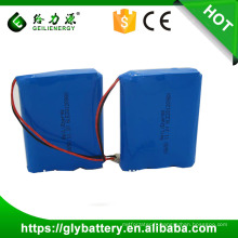 Batterie rechargeable au lithium-ion 11.1v / 12v 2000mah 18650