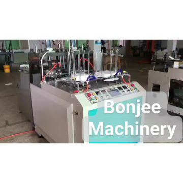 Hot  wholesale automatic paper plates making small manufacturing machines