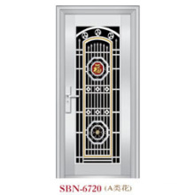 Stainless Steel Door for Outside Sunshine  (SBN-6720)