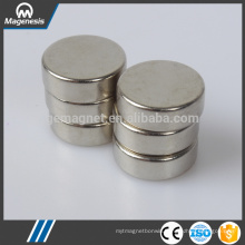 China manufacture top level diametrically magnetized ndfeb