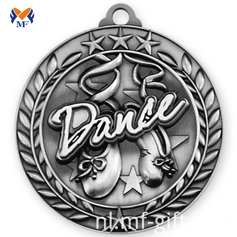 Dance Medal Design
