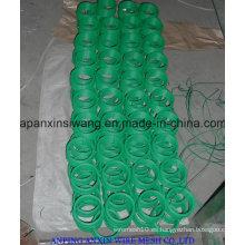 Alambre de capa de PVC