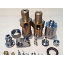 Aluminum / Copper / SS 304 316 Custom CNC Machining Parts f