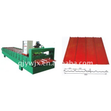 QJ 900 automatic steel sheet cold roll forming machine