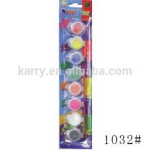 8 Горшков полосы Цвет воды(5 мл/горшок) - блистерная упаковка