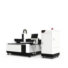Coupeur de laser de fibre de métal / acier / laiton / cuivre / aluminium