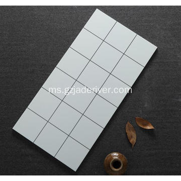 Tile Mosaic Black and White Square