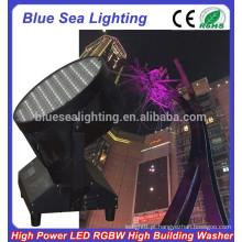GuangZhou 100pcs x 10W de alta potência levou feixe de luz do céu ao ar livre