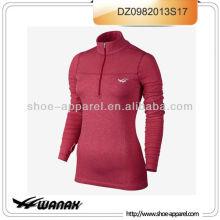 Laufende Abnutzung 2013 OEM der Großhandels-Dri-passen rote Frauen