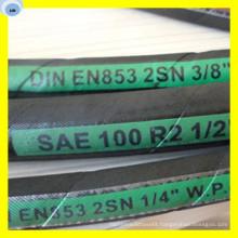 Hydraulic Hose R1/R2/4sh Rubber Hose High Presssure Hose