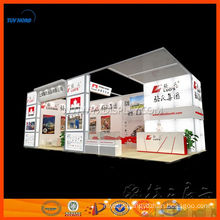 custom stand exhibition design, stand exhibition custom and build stand