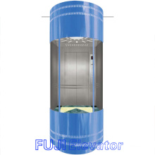 FUJI Panorama Aufzug Aufzug Preis (HD-GA02)