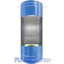 Prix de l'ascenseur panoramique FUJI (HD-GA02)