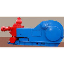 Circulating drilling fluid mud pump