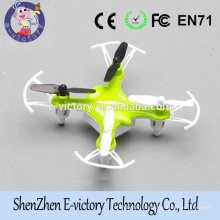 4CH 6 Axis Remote Control Nano Quadcopter Quad Mini Drone 2.4GHz