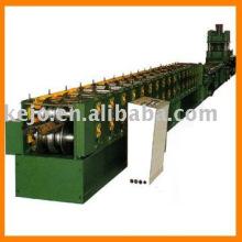Machine de formage de rouleaux de garde-corps avec boîte de vitesses