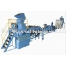 PE, PP film plastic recycling and washing line