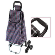 Portable Shopping Folding Supermarket Trolley (SP-518)