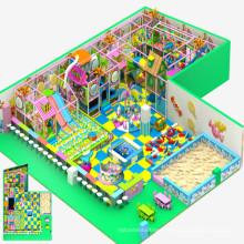 Children Game Interior Indoor Playground Design for Kids