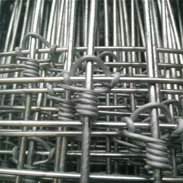 Galvanized cattle farm livestock wire fencing mesh