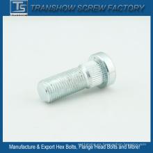 Perno de cerradura principal redonda de acero galvanizado eléctrico M14X60mm