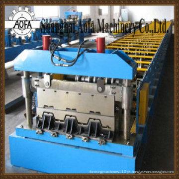 Rolo da plataforma do assoalho de Bemo que forma a máquina (AF-D688)