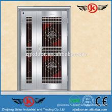 JK-SS9033 нержавеющая сталь экстерьер стальная дверь с металлической изоляцией