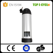 2017 high quality 48v electric bike bottle battery with Panasonic cell