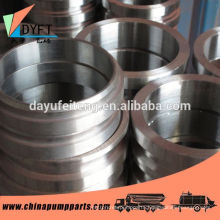 Good quality 5 inch pump straight pipe flange for concrete pump steel pipe ends